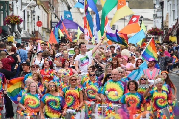 Isle of Wight Pride 2017
