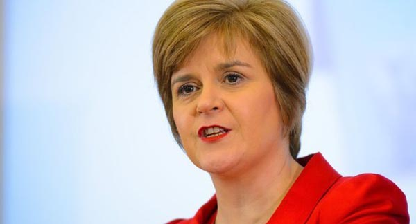 First Minister, Nicola Sturgeon to apologise today for historic convictions of gay men