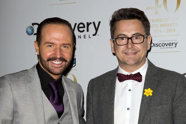 Chris and Stephen flick the switch on November 16