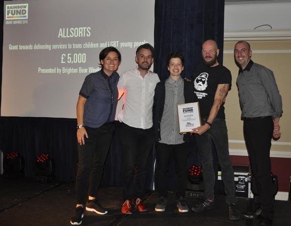 Rainbow Awards Allsorts