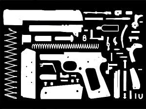 1911 45 ACP Parts