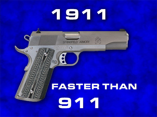 1911 Faster Than 911