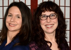 April Shepherd and Cynthia Kahn