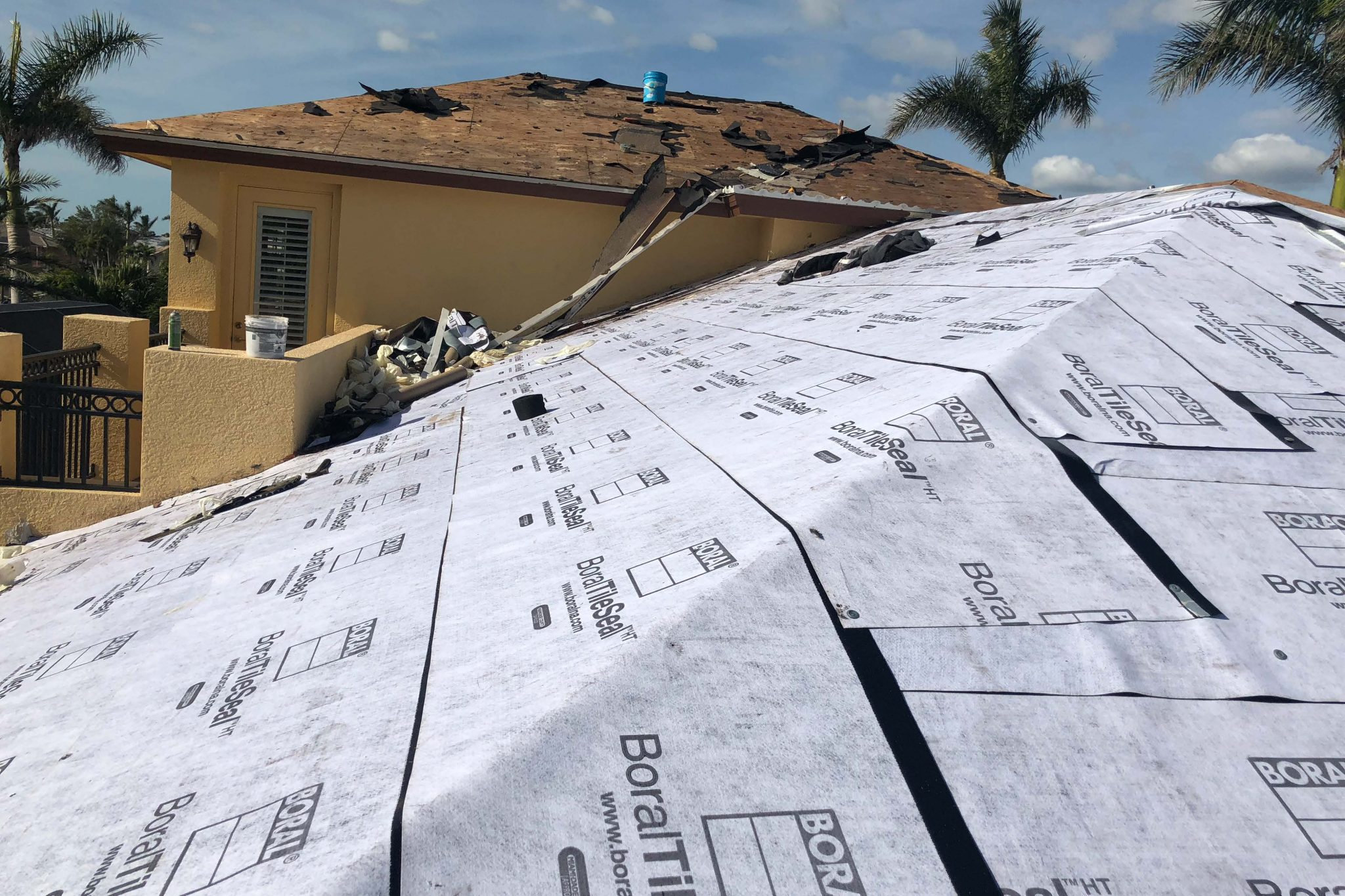 bor roofing 3 phases of roof repair gsd construction services llc