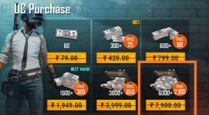 HOW TO GET CHEAP PUBG UC(UNKNOWN CASH)