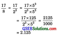 GSEB Solutions Class 10 Maths Chapter 1 Real Numbers Ex 1.4 img 5