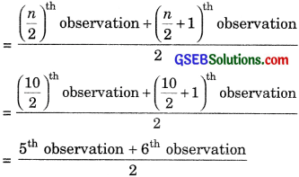 GSEB Solutions Class 9 Maths Chapter 14 Statistics Ex 14.4