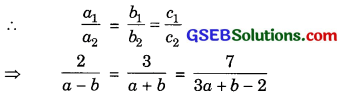 GSEB Solutions Class 10 Maths Chapter 3 Pair of Linear Equations in Two Variables Ex 3.5 3