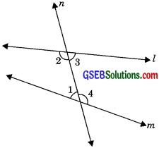 GSEB Solutions Class 9 Maths Chapter 5 Introduction to Euclid's Geometry Ex 5.2