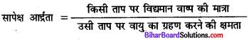 Bihar Board Class 11 Geography Solutions Chapter 11 वायुमंडल में जल