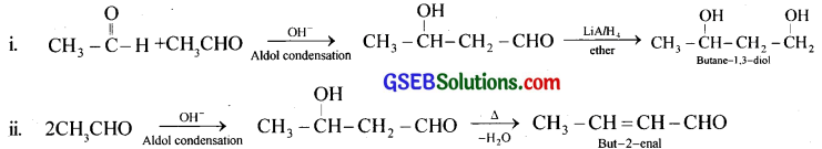GSEB Solutions Class 12 Chemistry Chapter 12 Aldehydes, Ketones and Carboxylic Acids 18