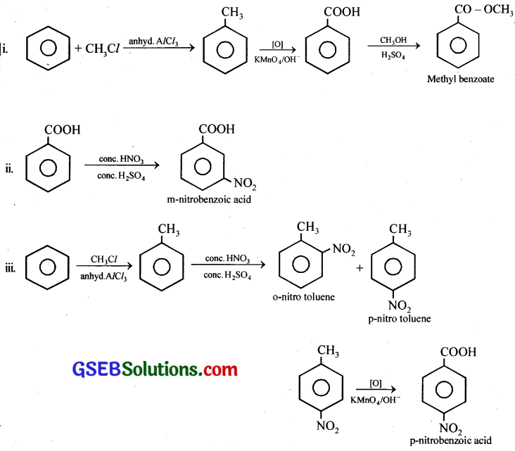 GSEB Solutions Class 12 Chemistry Chapter 12 Aldehydes, Ketones and Carboxylic Acids 25