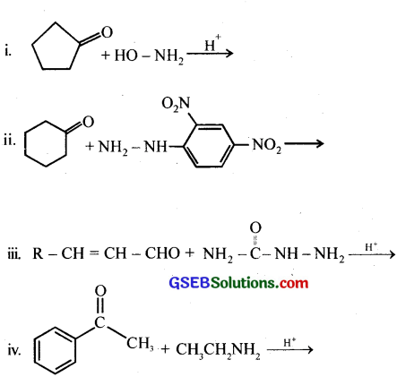 GSEB Solutions Class 12 Chemistry Chapter 12 Aldehydes, Ketones and Carboxylic Acids 5