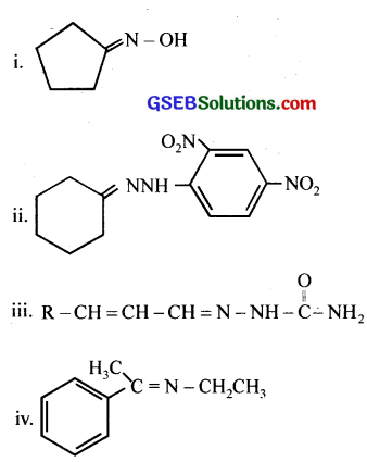 GSEB Solutions Class 12 Chemistry Chapter 12 Aldehydes, Ketones and Carboxylic Acids 6