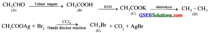 GSEB Solutions Class 12 Chemistry Chapter 12 Aldehydes, Ketones and Carboxylic Acids 74