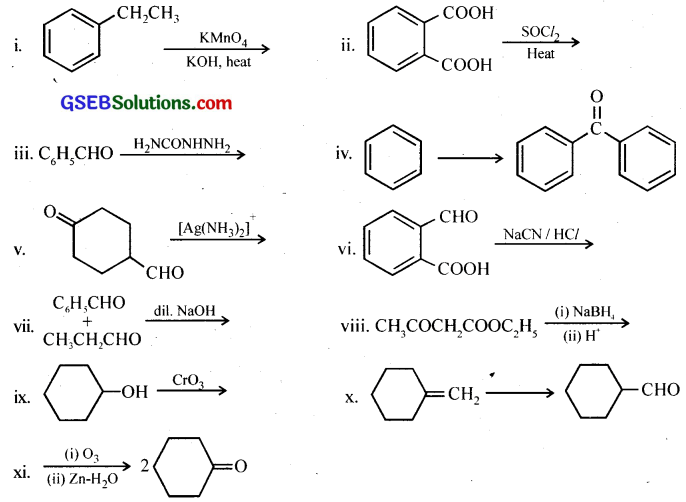 GSEB Solutions Class 12 Chemistry Chapter 12 Aldehydes, Ketones and Carboxylic Acids 75