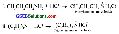 GSEB Solutions Class 12 Chemistry Chapter 13 Amines 5