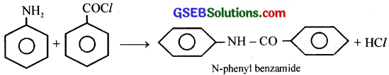 GSEB Solutions Class 12 Chemistry Chapter 13 Amines 6a