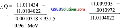 GSEB Solutions Class 12 Physics Chapter 13 Nuclei image - 5