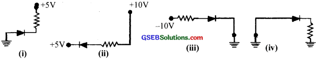 GSEB Solutions Class 12 Physics Chapter 14 Semiconductor Electronics Materials, Devices and Simple Circuits image - e