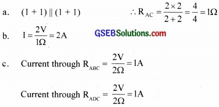 GSEB Solutions Class 12 Physics Chapter 3 Current Electricity 25