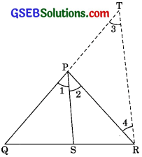 GSEB Solutions Class 10 Maths Chapter 6 Triangles Ex 6.6 img-1