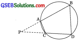 GSEB Solutions Class 10 Maths Chapter 6 Triangles Ex 6.6 img-8