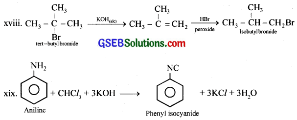 GSEB Solutions Class 12 Chemistry Chapter 10 Haloalkanes and Haloarenes 31