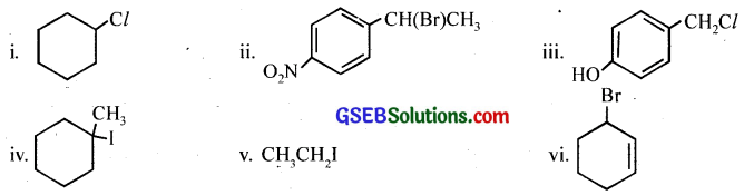 GSEB Solutions Class 12 Chemistry Chapter 10 Haloalkanes and Haloarenes 7