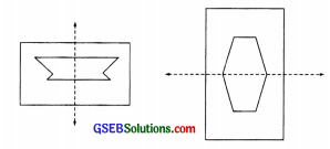 GSEB Solutions Class 6 Maths Chapter 13 Symmetry Ex 13.2 img 41