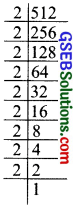 GSEB Solutions Class 7 Maths Chapter 13 Exponents and Powers Ex 13.1 1