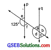 GSEB Solutions Class 7 Maths Chapter 5 Lines and Angles Ex 5.2 3