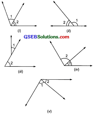 GSEB Solutions Class 7 Maths Chapter 5 Lines and Angles InText Questions 3