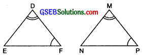 GSEB Solutions Class 7 Maths Chapter 7 Congruence of Triangles InText Questions 12
