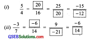 GSEB Solutions Class 7 Maths Chapter 9 Rational Numbers InText Questions 2