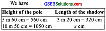 GSEB Solutions Class 8 Maths Chapter 13 Direct and Inverse Proportions Ex 13.1 img 16