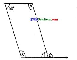 GSEB Solutions Class 8 Maths Chapter 3 Understanding Quadrilaterals Ex 3.3