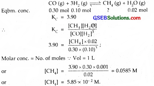 GSEB Solutions Class 11 Chemistry Chapter 7 Equilibrium 27