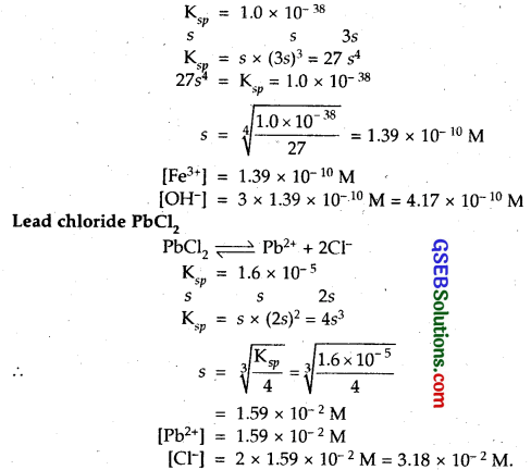 GSEB Solutions Class 11 Chemistry Chapter 7 Equilibrium 57