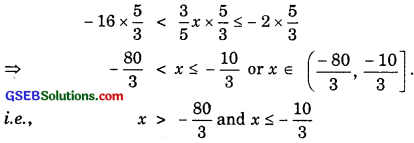 GSEB Solutions Class 11 Maths Chapter 6 Linear Inequalities Miscellaneous Exercise img 1