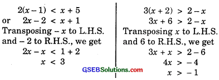 GSEB Solutions Class 11 Maths Chapter 6 Linear Inequalities Miscellaneous Exercise img 3