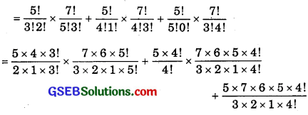 GSEB Solutions Class 11 Maths Chapter 7 Permutations and Combinations Miscellaneous Exercise img 4