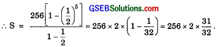GSEB Solutions Class 11 Maths Chapter 9 Sequences and Series Ex 9.3 img 10