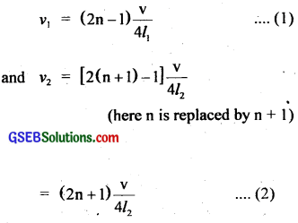 GSEB Solutions Class 11 Physics Chapter 15 Waves img 11