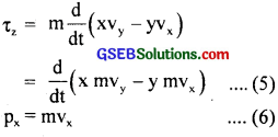 GSEB Solutions Class 11 Physics Chapter 7 System of Particles and Rotational Motion img 8