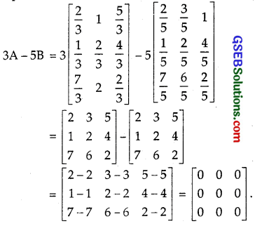GSEB Solutions Class 12 Maths Chapter 3 Matrices Ex 3.2 6