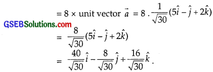 GSEB Solutions Class 12 Maths Chapter 10 Vector Algebra Ex 10.2 img 4