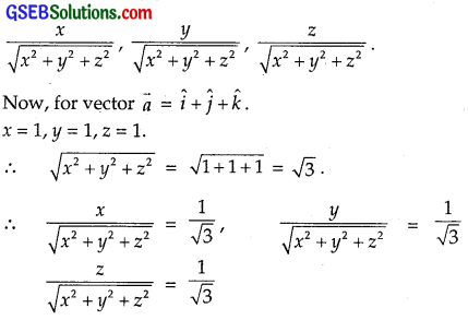 GSEB Solutions Class 12 Maths Chapter 10 Vector Algebra Ex 10.2 img 8