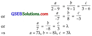 GSEB Solutions Class 12 Maths Chapter 11 Three Dimensional Geometry Miscellaneous Exercise img 12