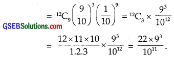 GSEB Solutions Class 12 Maths Chapter 13 Probability Ex 13.5 img 12